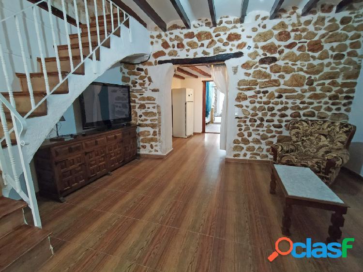 Original casa de pueblo a la venta en Els Poblets de estilo rústico 1
