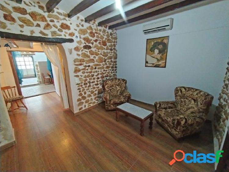 Original casa de pueblo a la venta en Els Poblets de estilo rústico 3