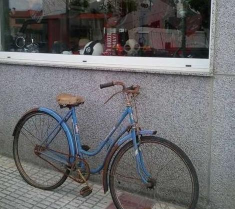 Bicicleta..bh milan sport. varillas.pieza de coleccion. gran