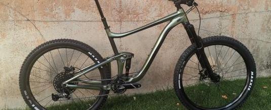 Bicicleta mtb enduro giant reign 2 29 pulgadas