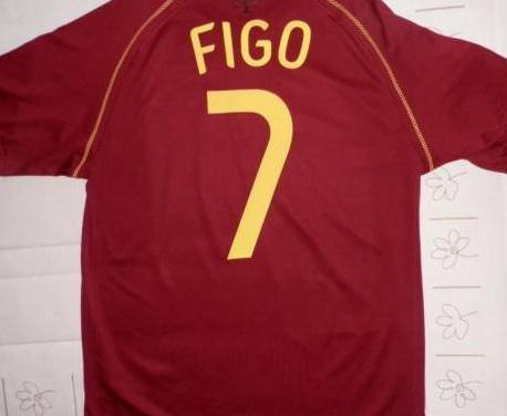 Camiseta nike portugal luis figo