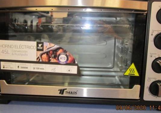 Horno eléctrico thulos 45 litros