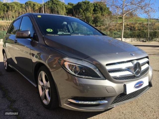 Mercedes clase b b 180 cdi blueefficiency de 2012 con 78.000