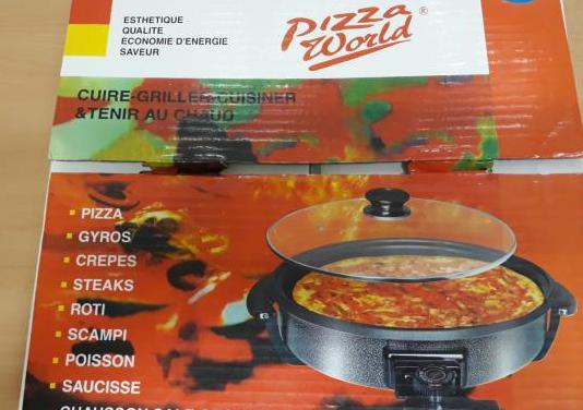 Pizza pan sarten electrica multifuncion