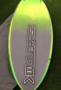 Paddle surf sup killer fish 120 litros