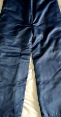 Pantalón de frío de aviación