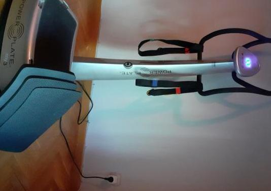 Plataforma vibratoria power plate my3