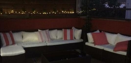 Sofá de exterior modular