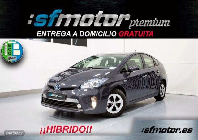 Toyota prius advance plugin de 2013 con 79.000 km por 15.900