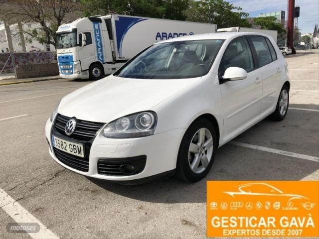 Volkswagen golf 1.4 tsi 122cv gt sport de 2008 con 148.000