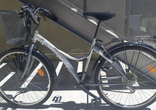 Bicicleta romester urban (de paseo)