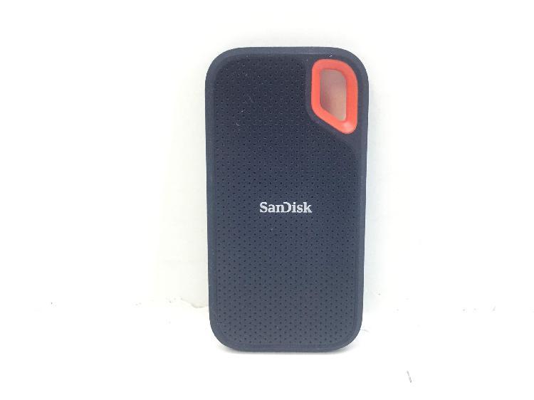 Disco duro sandisk extreme portable ssd