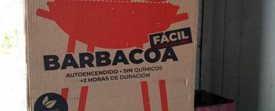 Kit barbacoa rapido