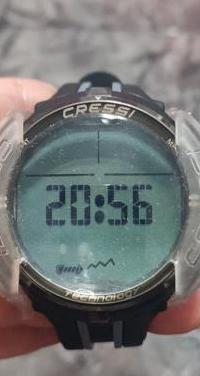 Reloj buceo cressi