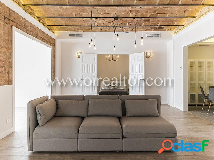 Espectacular piso en venta en eixample derecho, barcelona.