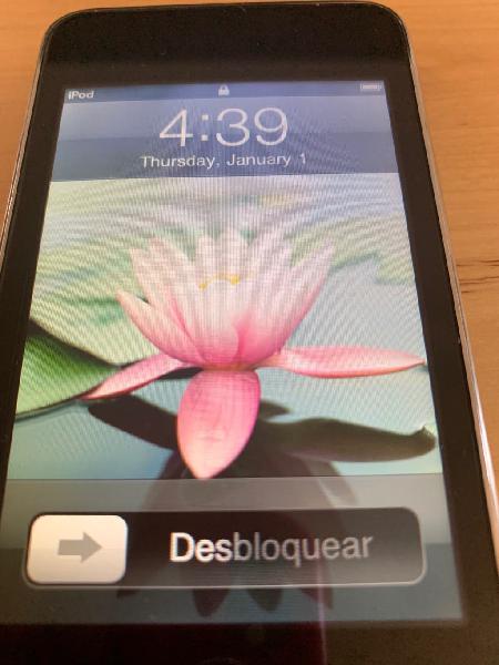 Apple ipod touch 2a generación 8gb