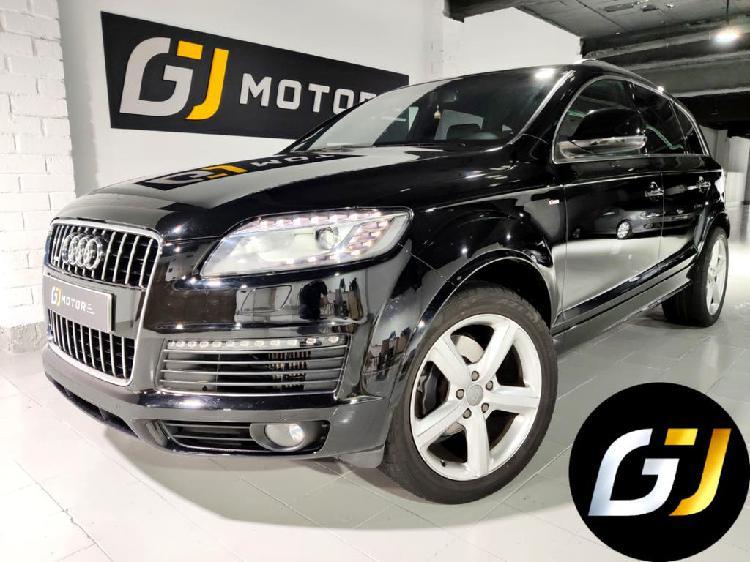 Audi q7 sline 3.0tdi