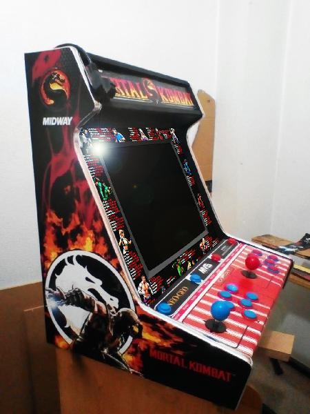 Bartop arcade recreativa