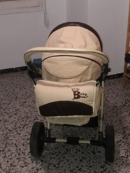 Carrito de bebe y silla de paseo
