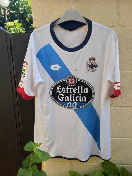 Camiseta fútbol deportivo a coruña 2015/16