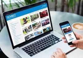 Diseño web con tienda virtual responsive