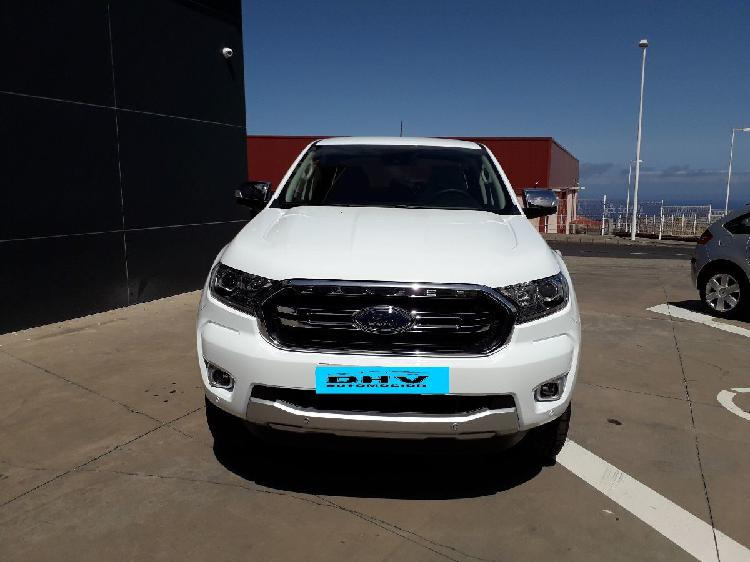 Espectacular ford ranger doble cabina limited s&s 2.0 tdci