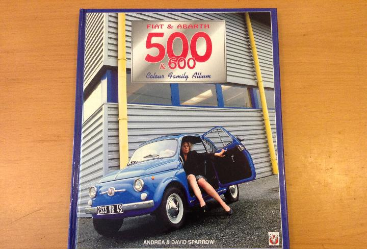 Fiat 500 abarth fiat 600 abarth veloce publishing 1998