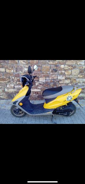 Honda sxr 50 cross sport