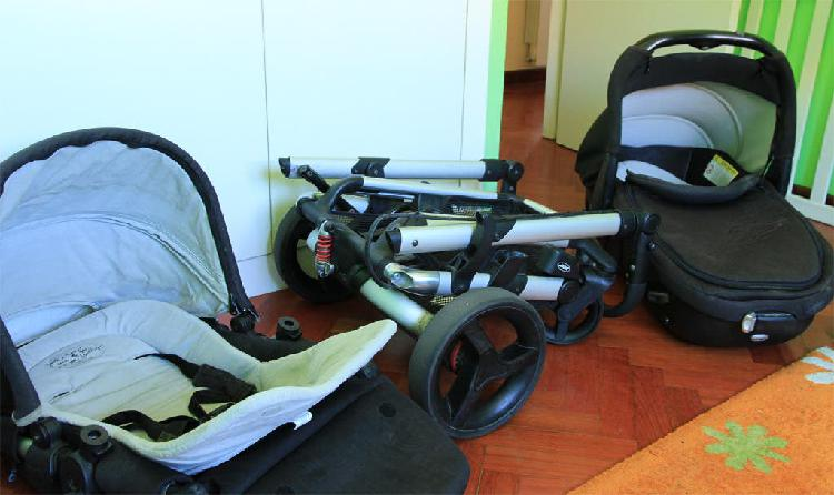 Jane matrix light - carrito bebe
