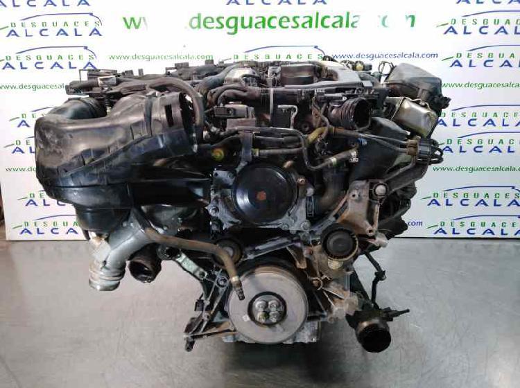 Motor completo mercedes clase glk (w204) 200 cdi