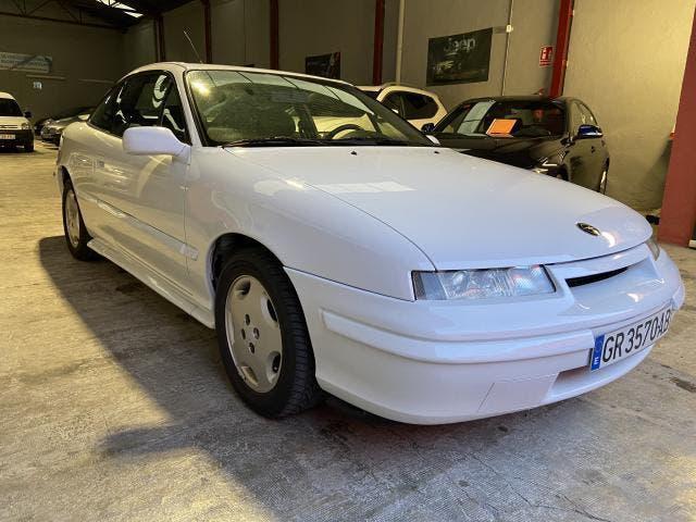 Opel calibra 16v cat