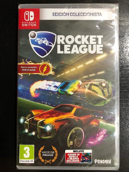 Rocket league (nuevo) switch