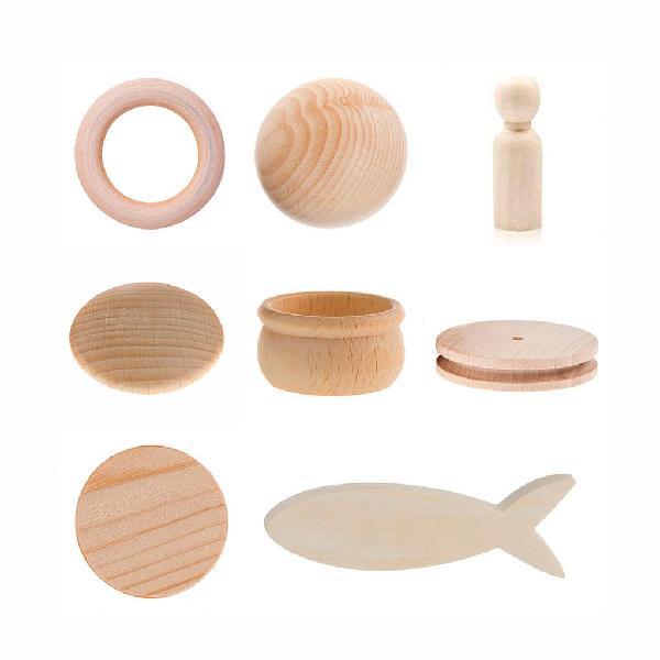 Set 8 piezas para cesta de los tesoros modelo 4