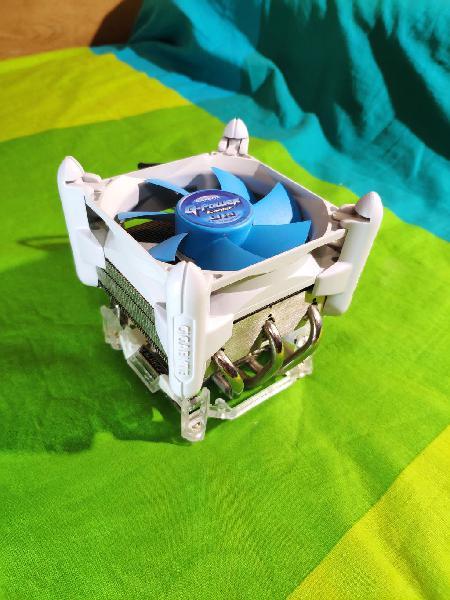 Ventilador de cpu gigabyte para socket 775
