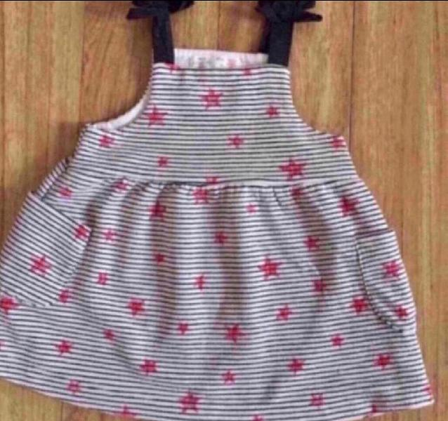 Vestido bebé niña zara