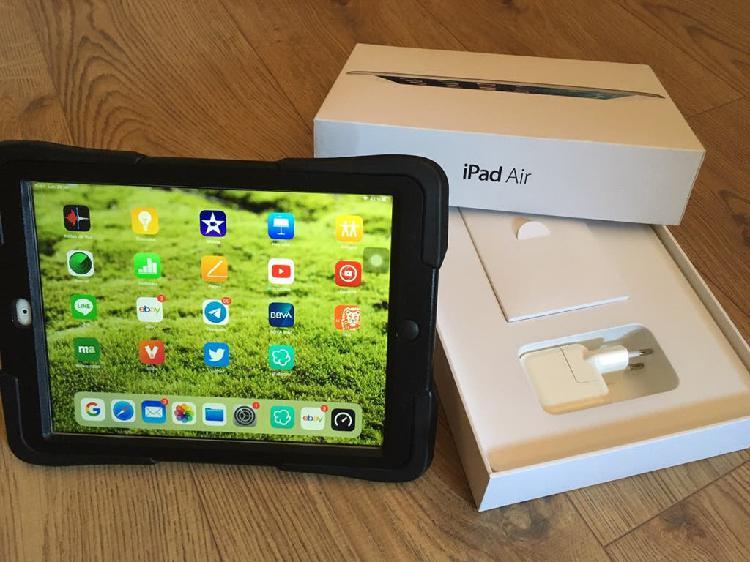 Apple ipad air 64gb wifi + celular