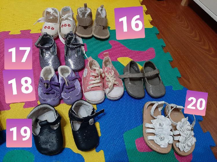 Calzado bebé del 16 al 20