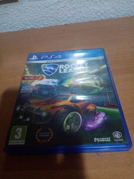 Rocket league-ps4