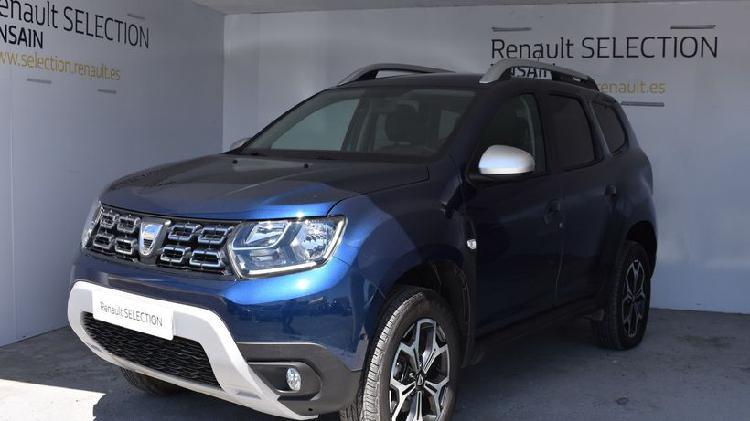 Dacia duster 1.6 prestige 4x2 85kw