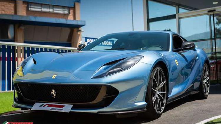 Ferrari 812 *heaven on earth*