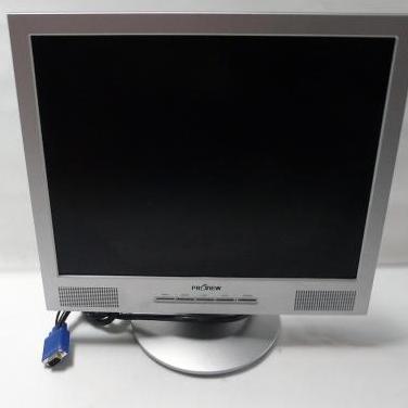 Monitor pc de 17 pulgadas proview con altavoces