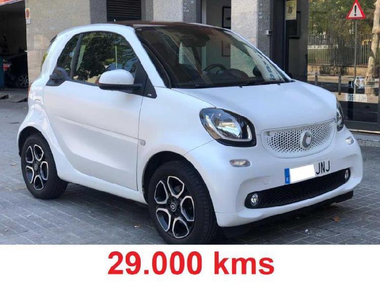 Smart fortwo 2016 gasolina 71cv