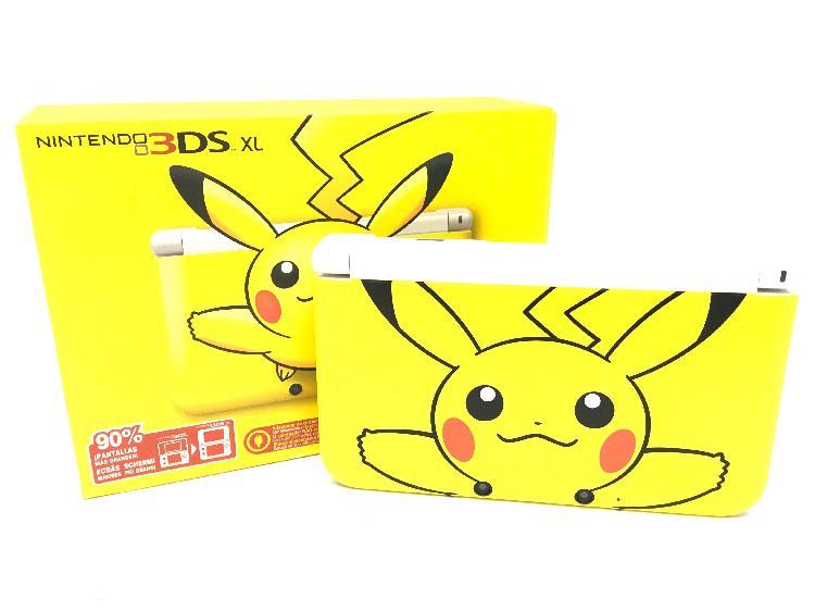 Nintendo 2ds/3ds nintendo 3ds xl pikachu edition