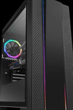 Torre caja pc nox hummer fusion rgb