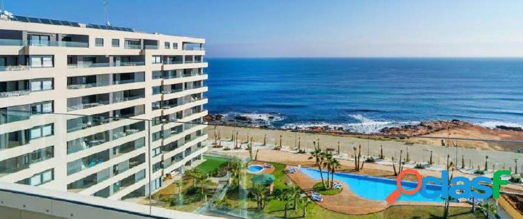 Panorama mar: apartamentos en primera línea en punta prima (torrevieja)
