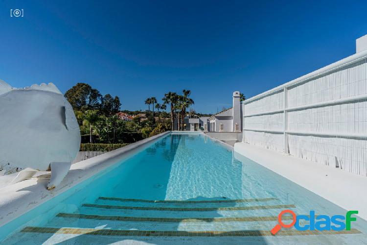 Puerto Banús - Villa de lujo 5 dormitorios piscina sótano... 1