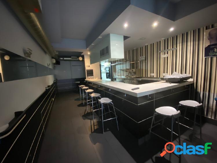 Bar En Alquiler Con Opción Terraza Exterior En Etxebarri Zona San Antonio 1