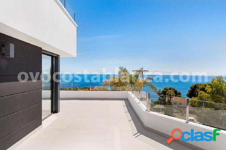 Villa moderna cerca de la playa en calpe
