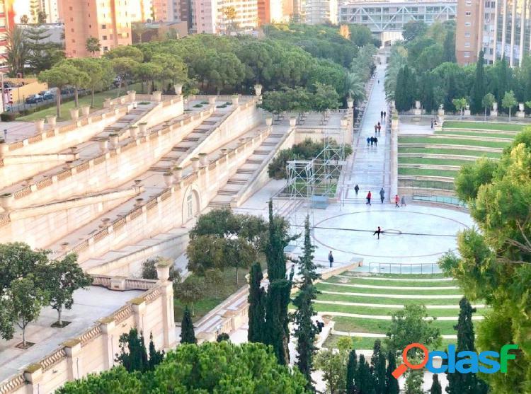 OPORTUNIDAD! Apartamento con vista al Parque de la Aigüera