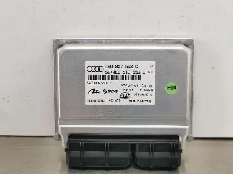 1544855 centralita motor uce audi a8 (4e2) 3.7
